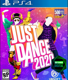 DIGITAL Just Dance 2020