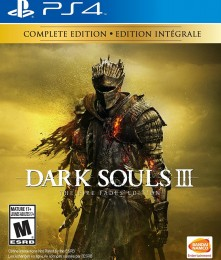 Dark Souls 3 Fire Fades Edition