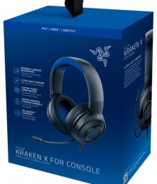 HEADSET RAZER KRAKEN X FOR CONSOLE