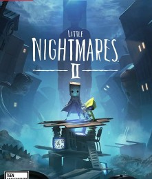 Little Nightmares 2 Nintendo Switch