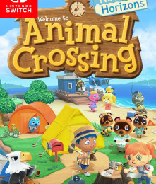Animal Crossing Nuevos Horizontes Switch