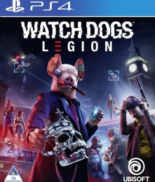 PREVENTA Watchdogs Legion (Lanzamiento 29/10/2020)
